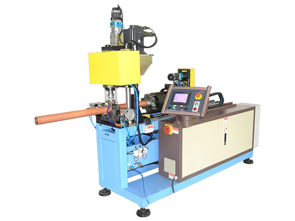 Tractor Tool Tube : Tube collaring machine processing machinery oms